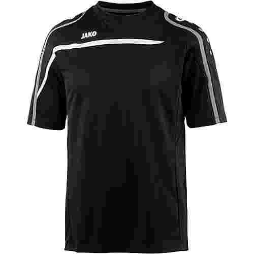 JAKO Performance Funktionsshirt Herren schwarz-weiß-grau