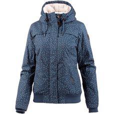 Ragwear Jawa Kapuzenjacke Damen blue