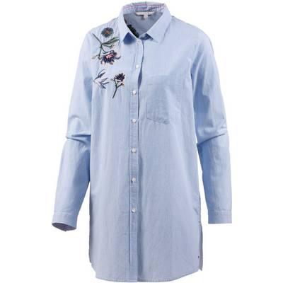TOM TAILOR Langarmhemd Damen greyish mid blue