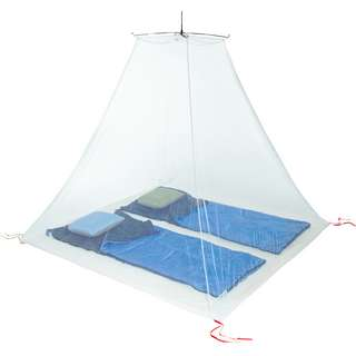 COCOON Travel Net Double Moskitonetz white