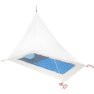 COCOON Travel Net Single Moskitonetz white
