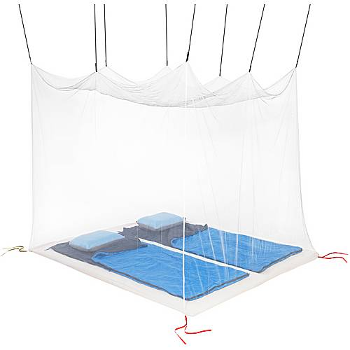COCOON Travel Net Double Moskitonetz weiß