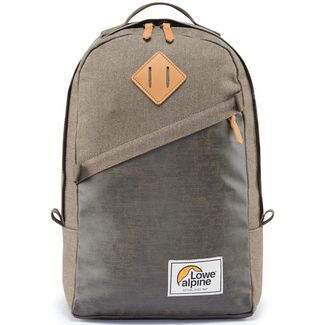 Lowe Alpine Rucksack ADVENTURE Daypack brownstone
