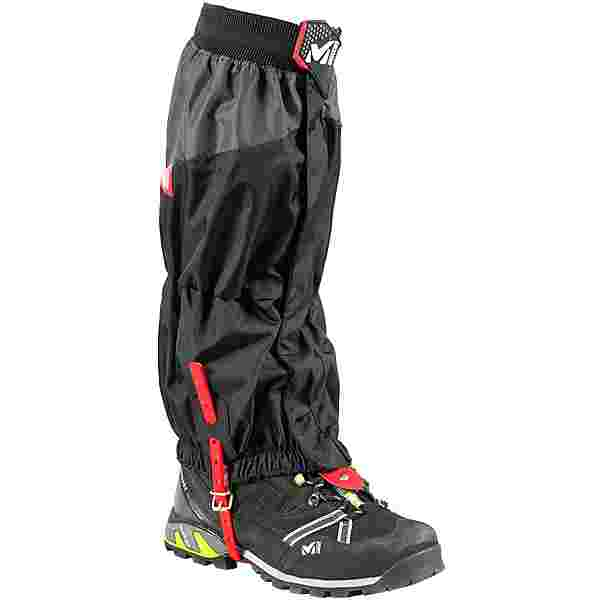 Millet High Route Gamasche black-red