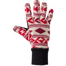 Jack Wolfskin HAZELTON GLOVE W Fingerhandschuhe Damen scarlet all over