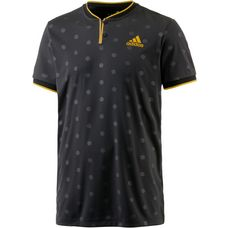 adidas LONDON POLO Tennis Polo Herren black