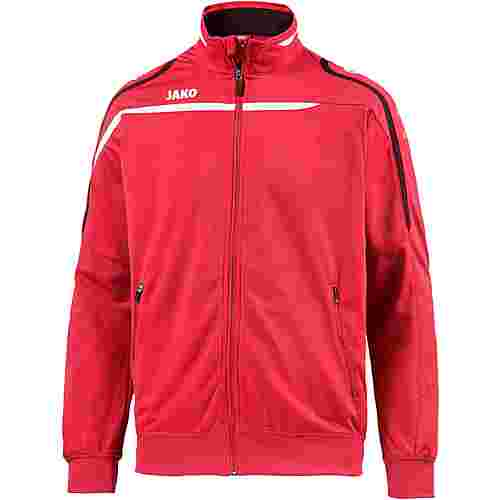 JAKO Performance Trainingsjacke Herren rot-weiß-schwarz