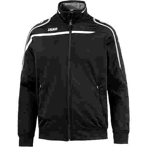 JAKO Performance Trainingsjacke Herren schwarz-weiß-grau