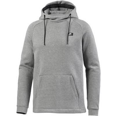 Nike NSW Sweatshirt Herren CARBON HEATHER