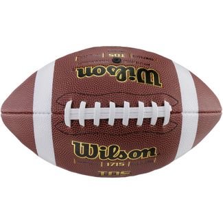 Wilson Traditional Composite Football braun
