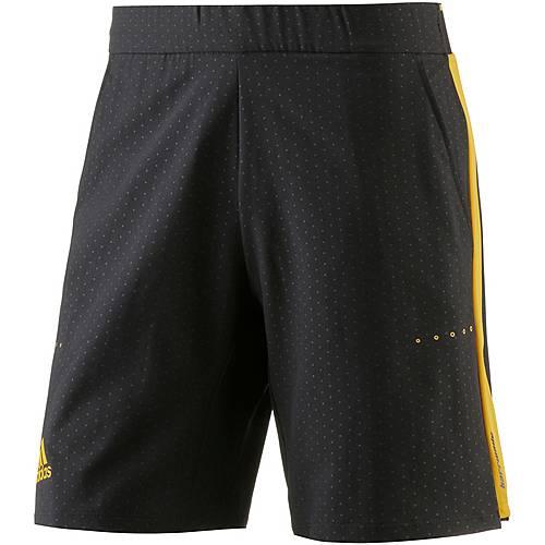 adidas BAR. WV SHORT Tennisshorts Herren black