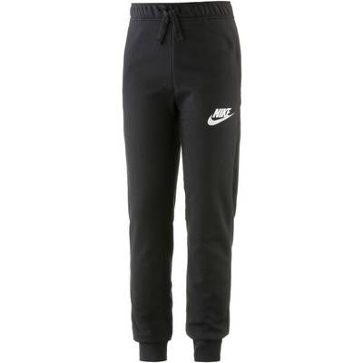 Nike Sweathose Kinder BLACK/WHITE