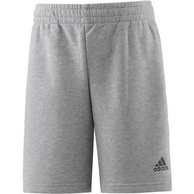 adidas Shorts Kinder medium grey heather