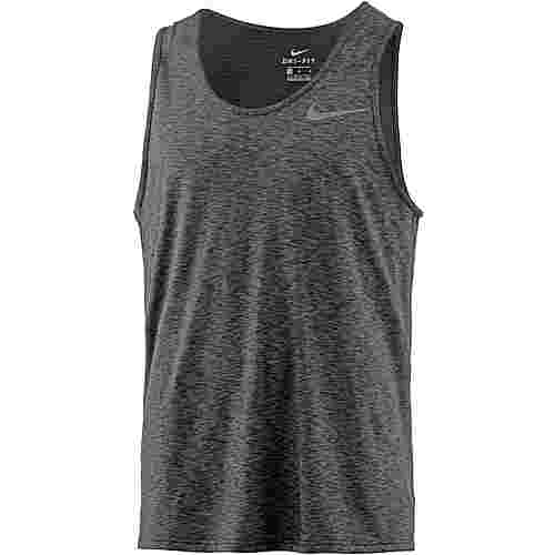 Nike Breathe Hypercool Dry Funktionsshirt Herren BLACK/ANTHRACITE/MTLC HEMATITE