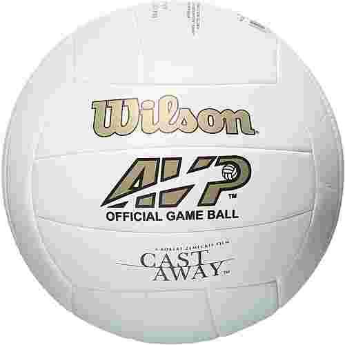 Wilson Cast Away Mr.Wilson Beachvolleyball weiß-rot