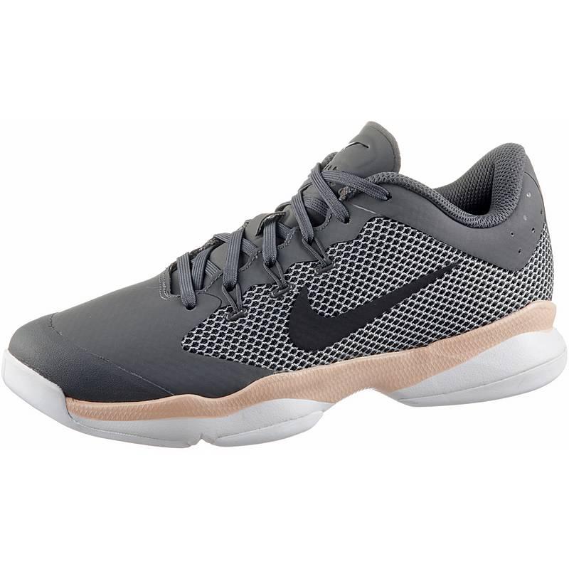 cheap for discount ad32f 3303a Nike WMNS NIKE AIR ZOOM ULTRA CPT Tennisschuhe Damen DARK GREYBLACK-ORANGE  QUARTZ