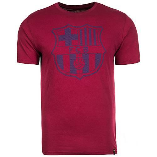 Nike FC Barcelona Fanshirt Herren dunkelrot