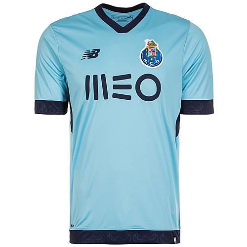 NEW BALANCE FC Porto 17/18 3rd Fußballtrikot Herren blau / dunkelblau