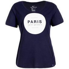 Nike Paris Saint-Germain Squad Fanshirt Damen dunkelblau