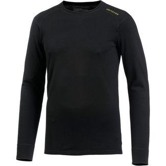 ORTOVOX 145 Ultra Long Sleeve Merino Funktionsshirt Herren black raven