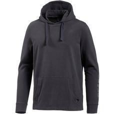 prAna Setu Sweatshirt Herren coal logo
