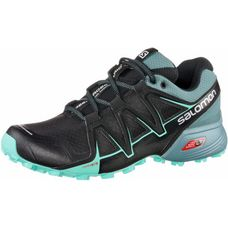 Salomon SPEEDCROSS VARIO 2 W Laufschuhe Damen Black/North Atlantic/Biscay G
