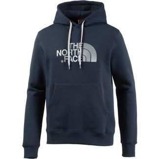 The North Face Drew Peak Hoodie Herren URBAN NAVY/HIGH RISE GREY