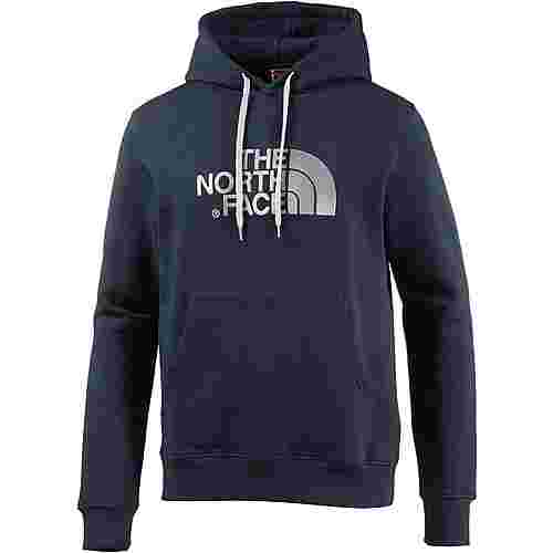 The North Face Drew Peak Hoodie Herren URBAN NAVY/HIGH RISE GREY