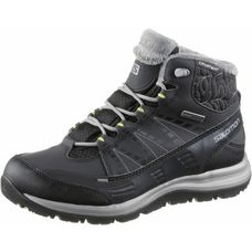 Salomon Kaina CS WP 2 Winterschuhe Damen black-asphalt-flashy