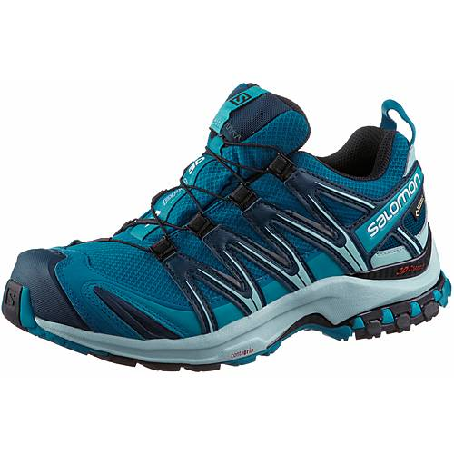 Salomon XA Pro 3D GTX Multifunktionsschuhe Damen tahitian tide-eggshell blue-reflecting pond