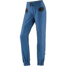 E9 Dolores Kletterhose Damen cobalt blue