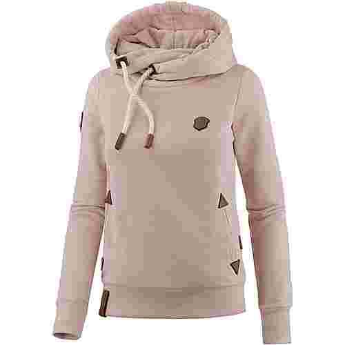 naketano darth x hoodie damen dusty pink melange im online shop von sportscheck kaufen. Black Bedroom Furniture Sets. Home Design Ideas
