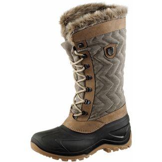 CMP Nietos Boots Damen toffee melange