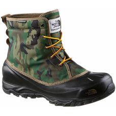 The North Face Tsumoru Boot Winterschuhe Herren black forest woodland camo-tnf black