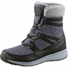 Salomon HEIKA CS WP Winterschuhe Damen black-quarry-alloy