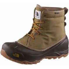The North Face Tsumoru Boot Winterschuhe Herren utility brown-demitasse brown