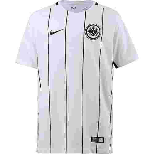 Nike Eintracht Frankfurt 17/18 Heim Fußballtrikot Kinder WHITE/(BLACK)