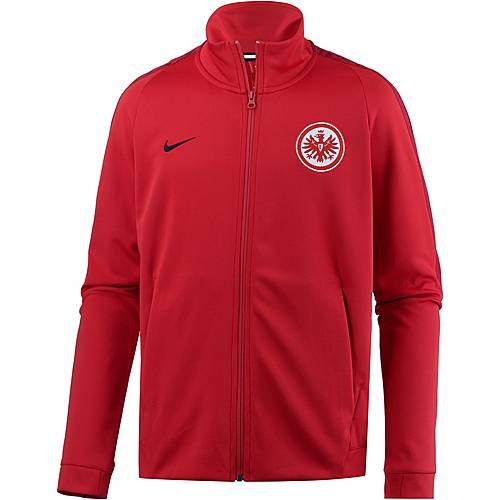 Nike Eintracht Frankfurt Trainingsjacke Herren UNIVERSITY RED/GYM RED/(BLACK)