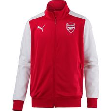 PUMA Arsenal Trainingsjacke Herren High Risk Red