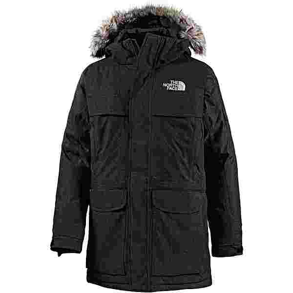 The North Face MC MURDO Parka Herren schwarz