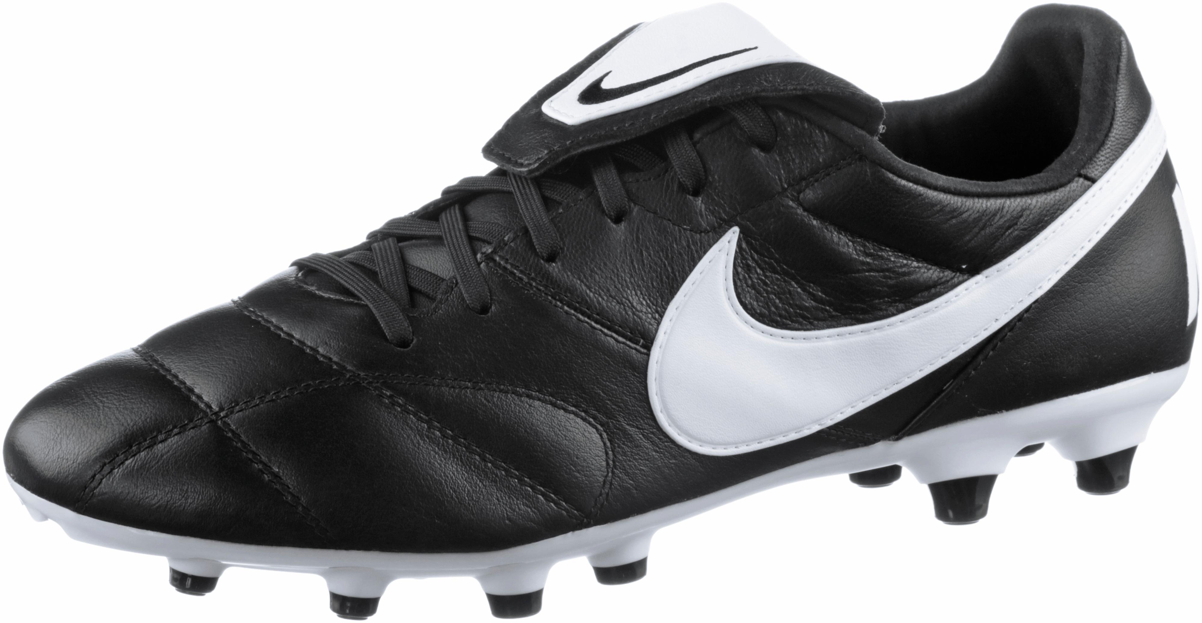 info for 32279 8da20 Nike THE NIKE PREMIER II FG Fußballschuhe Herren BLACK/WHITE-BLACK im  Online Shop von SportScheck kaufen