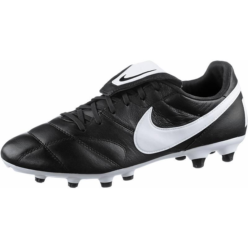 huge discount 045e6 b8737 Nike THE NIKE PREMIER II FG Fußballschuhe Herren BLACKWHITE-BLACK