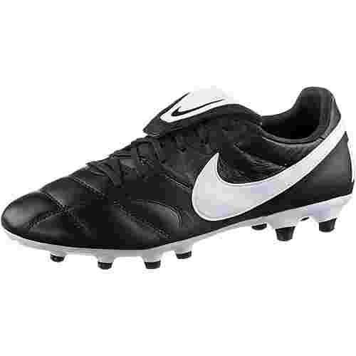 Nike THE NIKE PREMIER II FG Fußballschuhe Herren BLACK/WHITE-BLACK