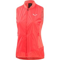 SALEWA Pedroc Hybrid PTC Alpha Fleeceweste Damen hot coral