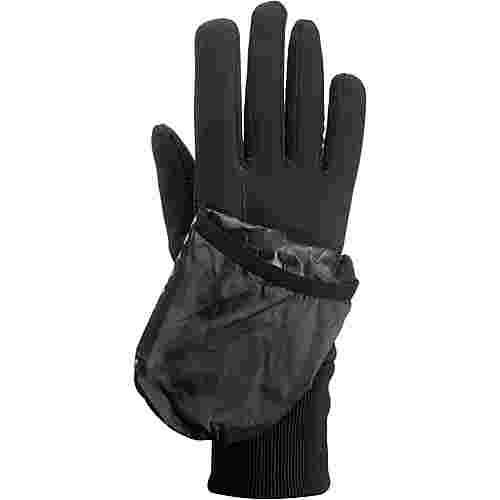Under Armour Laufhandschuhe Damen BLACK/BLACK/SILVER