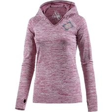 Red Chili Bea Hoodie Damen raspberry