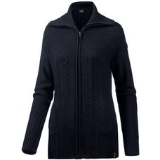 Kathmandu Kokonor v3 Strickjacke Damen granite merle
