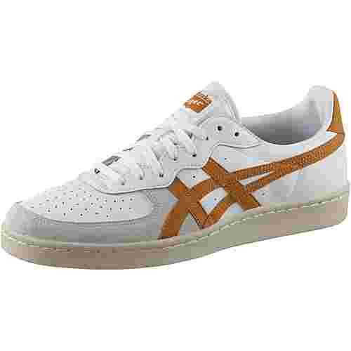 ASICS GSM Sneaker Herren WHITE/HONEY GINGER