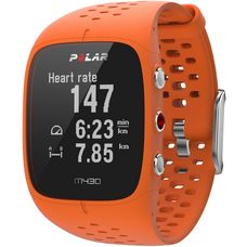 Polar M430 Sportuhr orange