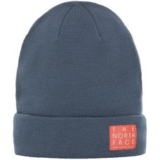 The North Face DOCK WORKER Beanie grau